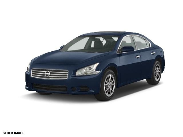 2014 Nissan Maxima 35 S Blue 18 Aluminum Alloy WheelsCloth Seat TrimRadio AMFMCD6MP3 Audio