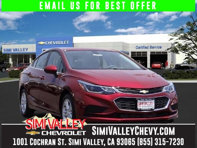 2016 Chevrolet Cruze LT Red Turbocharged You NEED to see this car NEW ARRIVAL  If youre loo