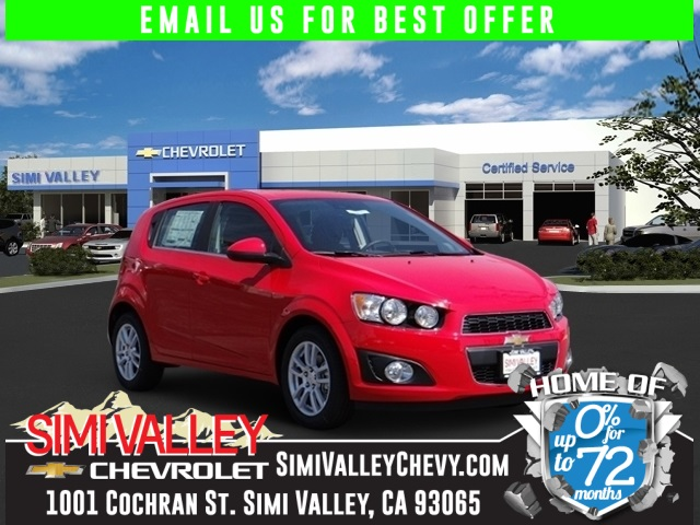2015 Chevrolet Sonic LT Red Real Winner Move quickly NEW ARRIVAL  This gorgeous 2015 Chevrol
