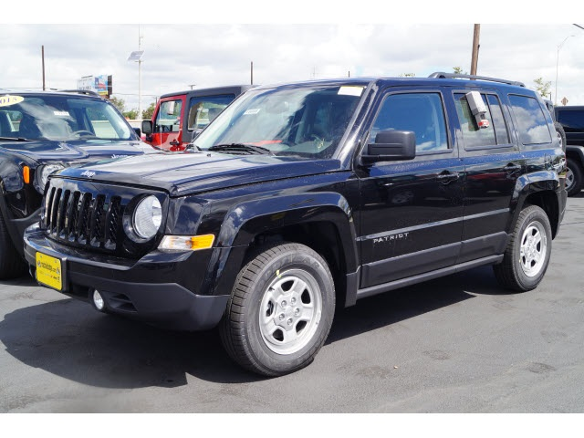 2016 Jeep Patriot Sport Black Price includes 500 - GL MA MW SE SW WE Chrysler Capital 2016