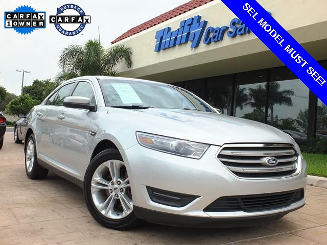 2013 Ford Taurus SEL Silver So roomy passengers travel cage-free With such an abundance of pass