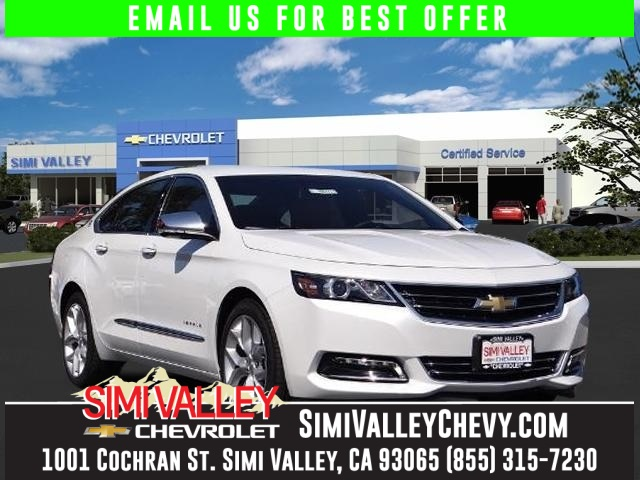 2016 Chevrolet Impala LTZ Beige Flex Fuel Here it is NEW ARRIVAL  If youre looking for comf