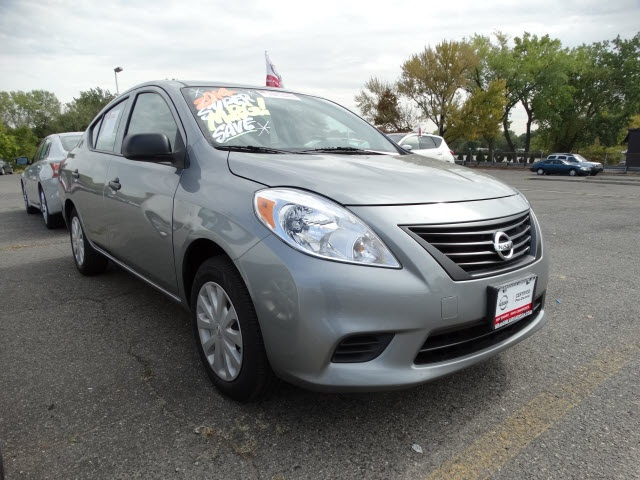2014 Nissan Versa 16 S Silver Nissan Certified A great deal in Hackensack What an outstanding d