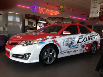 New 2012 Toyota Camry