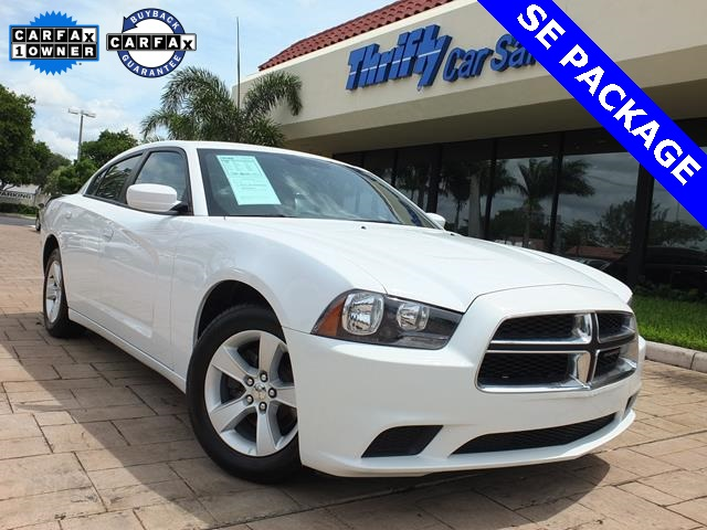 2013 Dodge Charger SE White ACCIDENT FREE CARFAX AUTOMATIC CERTIFIED PRE-OWNED and