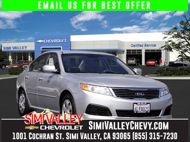 2009 Kia Optima LX Silver Silver Bullet Power To Surprise NEW ARRIVAL  Want to stretch your