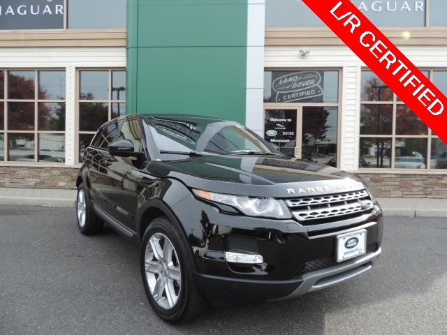 2015 Land Rover Range Rover Evoque Pure CLEAN CARFAX NO ACCIDENTS ONE OWNER SERVICE RECORDS