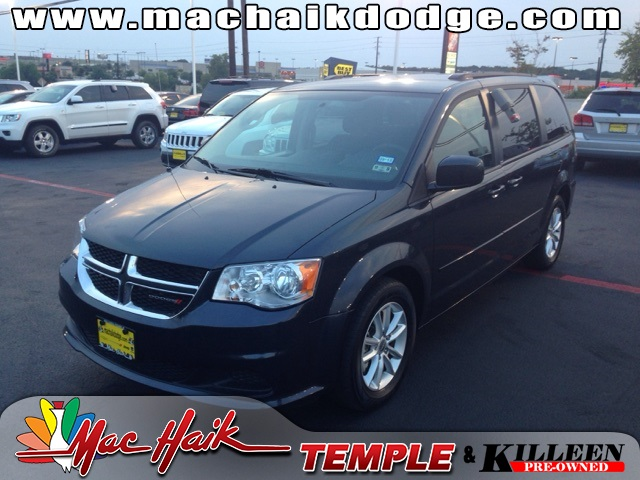2014 Dodge Grand Caravan SXT Gray CERTIFIED CLEAN ONE OWNER CARFAX HISTORY REPORT You are
