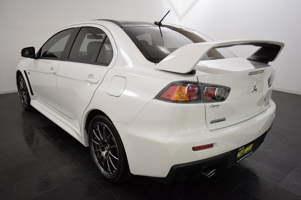 2015 mitsubishi lancer evolution diamond white legacy automart. Black Bedroom Furniture Sets. Home Design Ideas